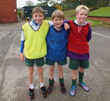 top 3 year 7 boys