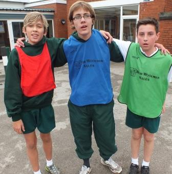 top 3 year 8 boys