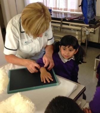 Beardwood Hospital visit 034