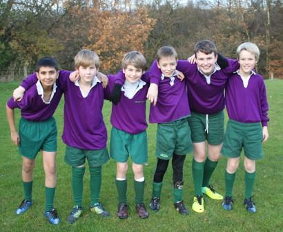 YEAR 7 boys cross country witton