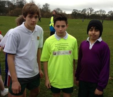 YEAR 8 BOYS cross country witton i