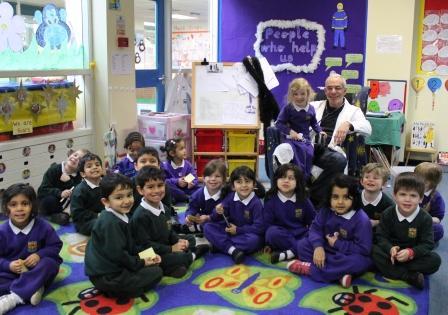 Pre School Dr visit 017