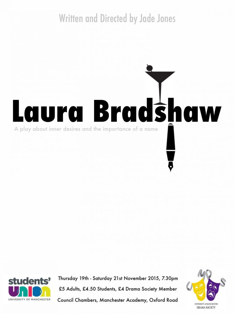 Jade JonesLaura Bradshaw play