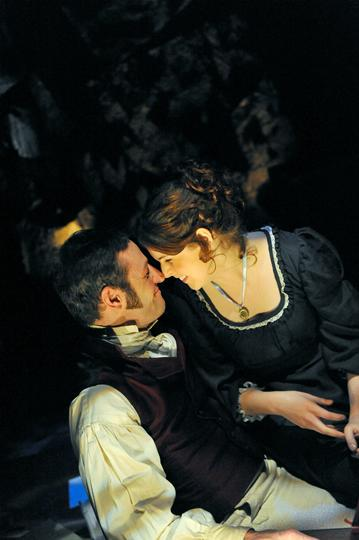 Rebecca Hutchinson as Jane Eyre