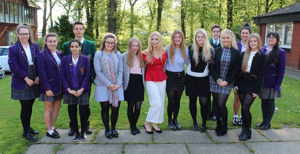 New Officers of the School - Westholme School