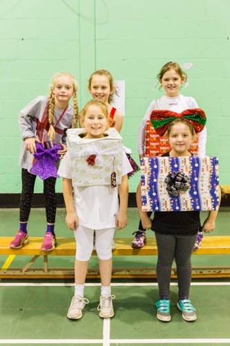 Girls Xmas Sports Party 16 7
