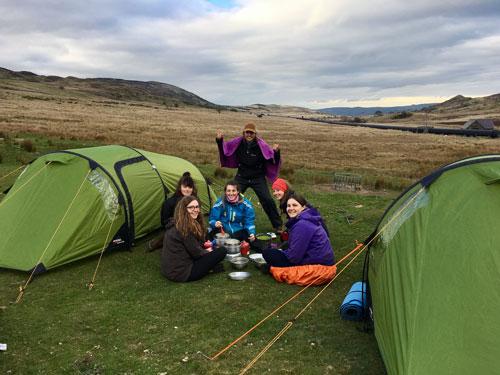 Day 3 wild camp
