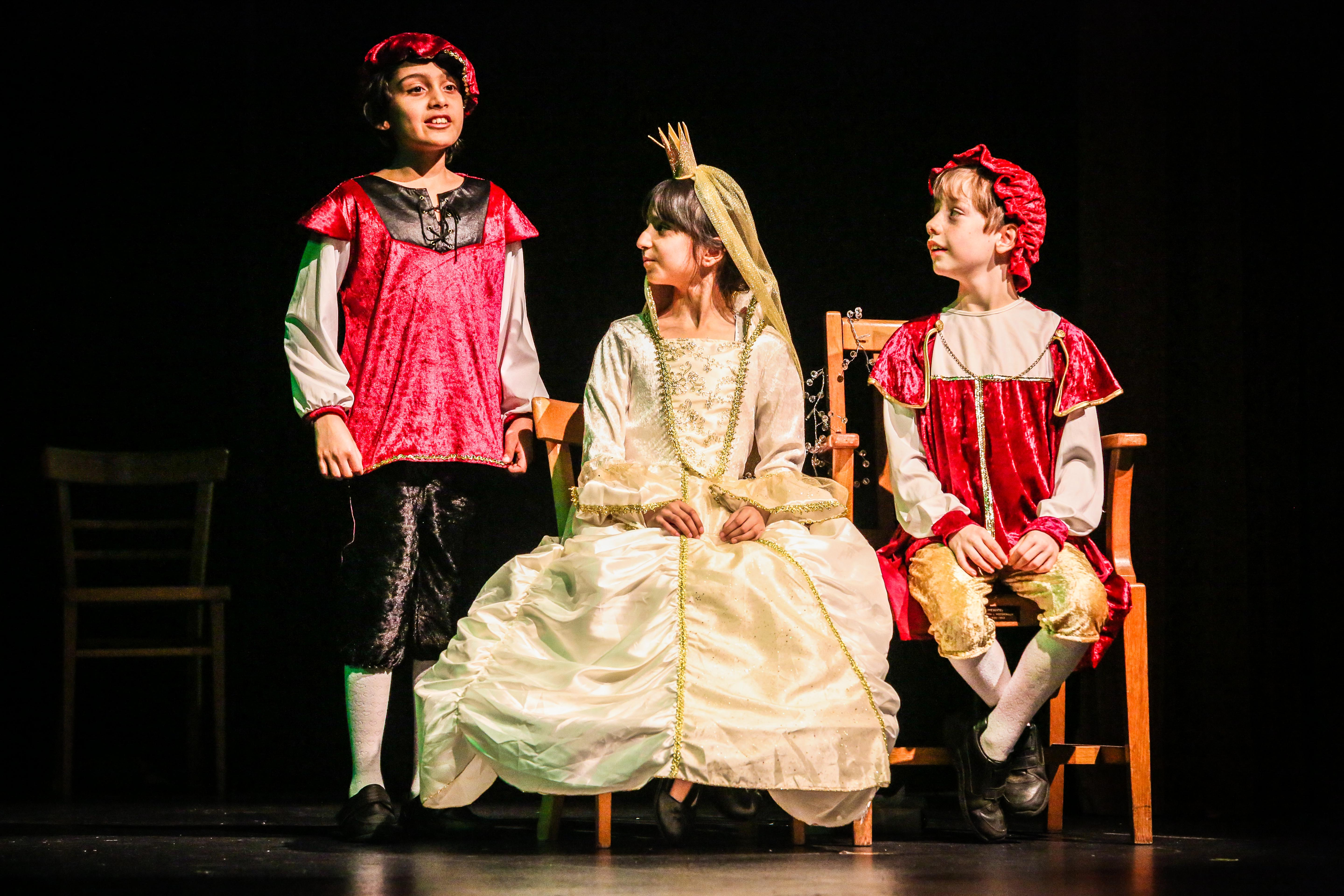 A Production of Snow White - Westholme School