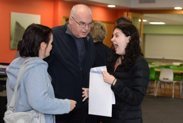 Westholme School A-Level results day - Alice Beveridge