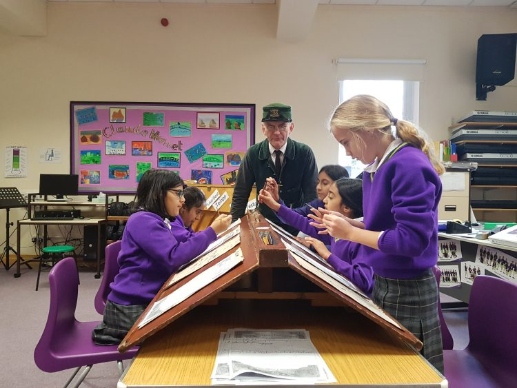 Westholme junior school pupils enjoy interactive history lessons learning about the Victorians and Egyptians