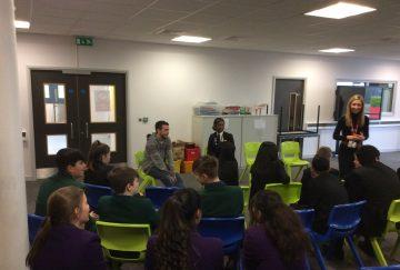 Westholme students attend Odd Arts group seminar