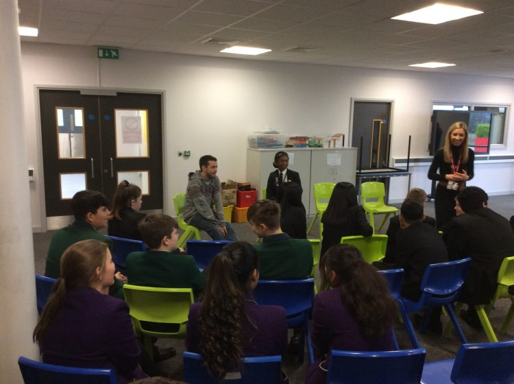 Westholme students attend Odd Arts group seminar